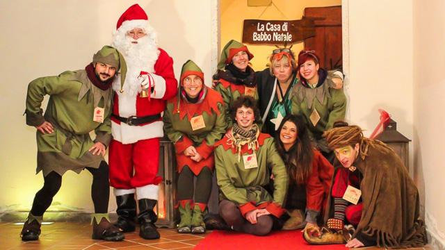 Questa casa di babbo natale in lombardia rimarrà aperta tutti i weekend fino al 27 di … Casa Bergamasca Di Babbo Natale 5 Myvalley It Notizie