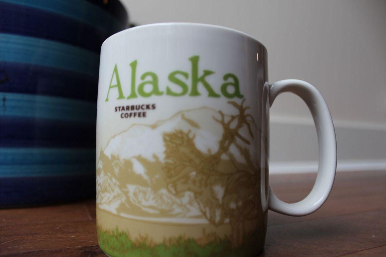 {海爸收藏} 星巴客杯 Alaska