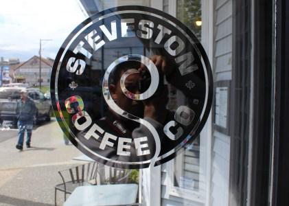 {列治文咖啡館} 海邊咖啡館 Steveston Coffee Co.