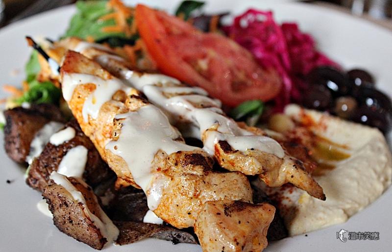 {溫哥華美食} 那一抹在舌尖的酸,黎巴嫩美食初體驗