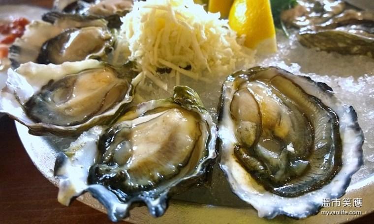 溫哥華美食推薦海鮮餐廳Rodney Oyster House生蠔餐廳