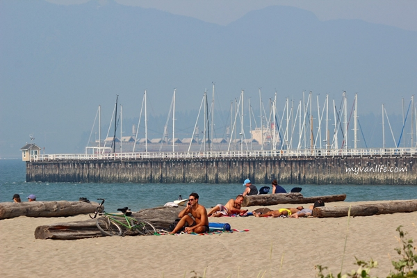 溫哥華旅遊|是要豔陽!溫哥華必遊6大海灘推薦 (下篇)