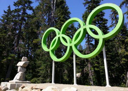 溫哥華旅遊 黃柏公園步道縱走,俯瞰豪灣景致