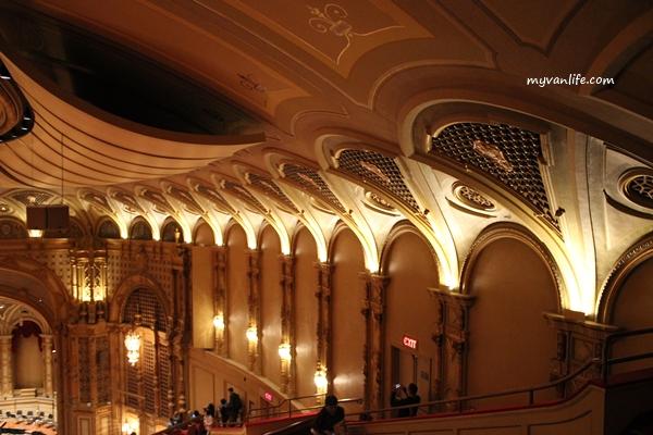 溫哥華旅遊 溫哥華開門日,窺見奧芬劇院的壯麗
