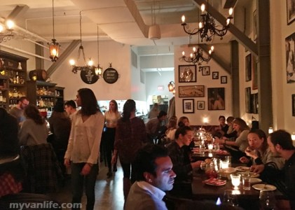 溫哥華美食 Bodega on Main 老西班牙菜館的新生
