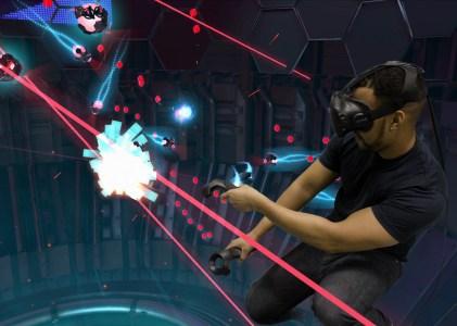 {工商服務} 給下一個世代的遊戲者:我們VR見!