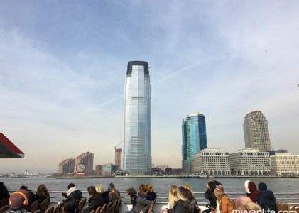 {紐約旅遊} 搭乘遊船,換個角度看紐約