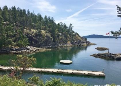 溫哥華旅遊 遠離煩囂,造訪巨岩上的五星級帳篷渡假村