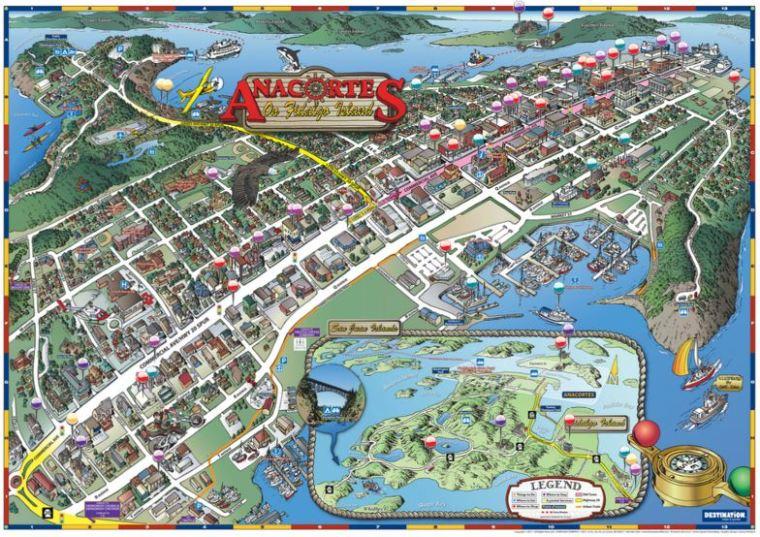 anecortes-mural-map