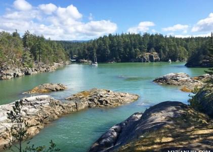 溫哥華旅遊|陽光海岸小旅行,窺探神秘的走私灣