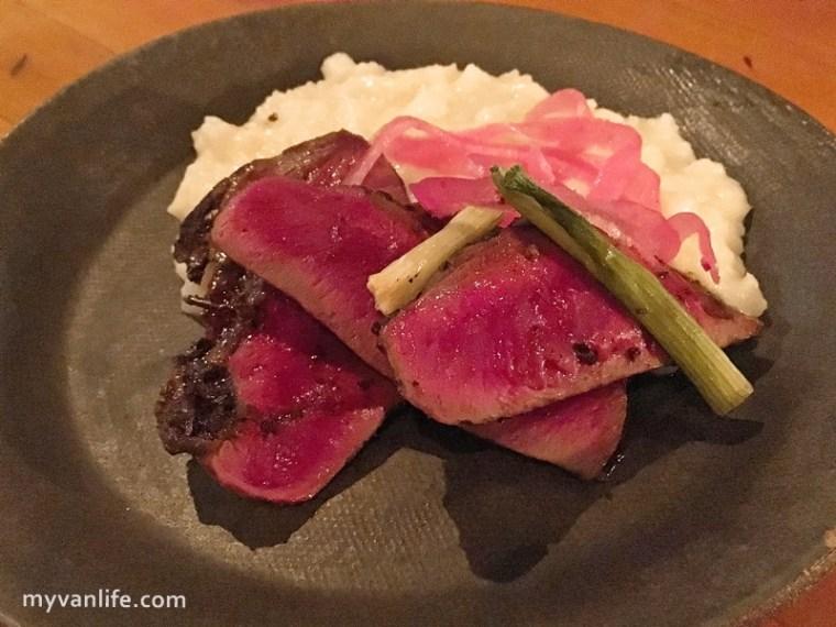 加拿大美食蛇肉羹 Canadian Cuisine 羔羊心