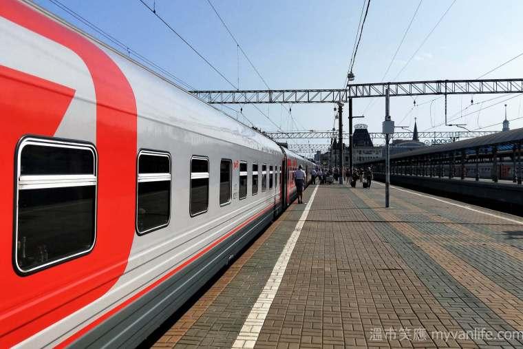俄羅斯西伯利亞大鐵路之旅Trans-Siberian Railway