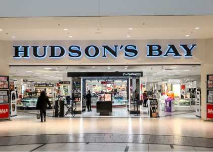 溫哥華購物|你怎麼了?350歲的骨董級百貨公司Hudson's Bay