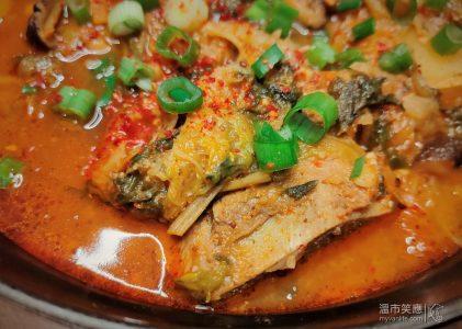 海馬老爸廚房|天冷了,煮一鍋韓式大骨湯暖身