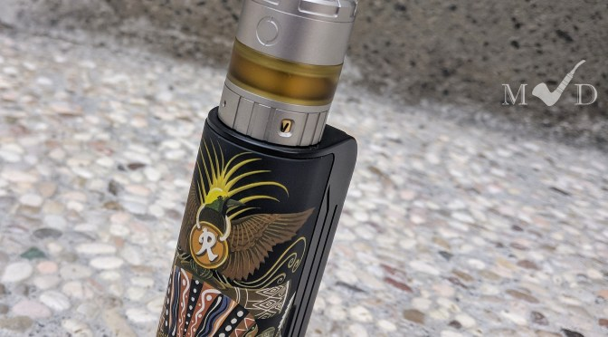 dOs RTA by Advken & Q2 Design, All Round Atomizer