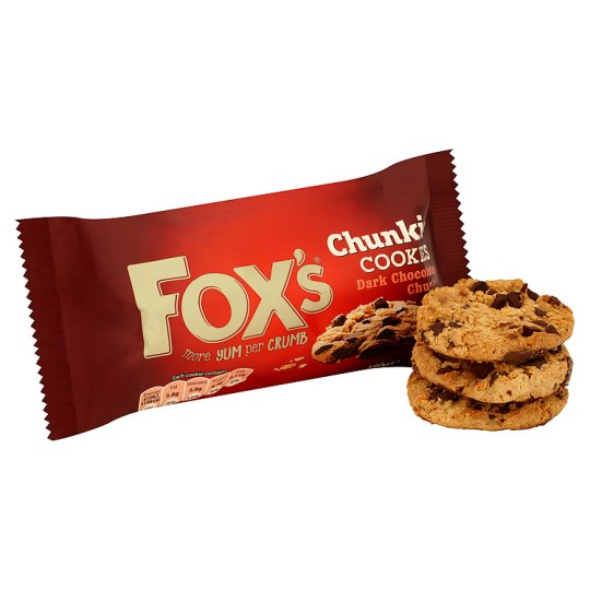 fox dark choc chip
