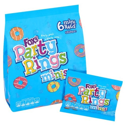 mini party rings