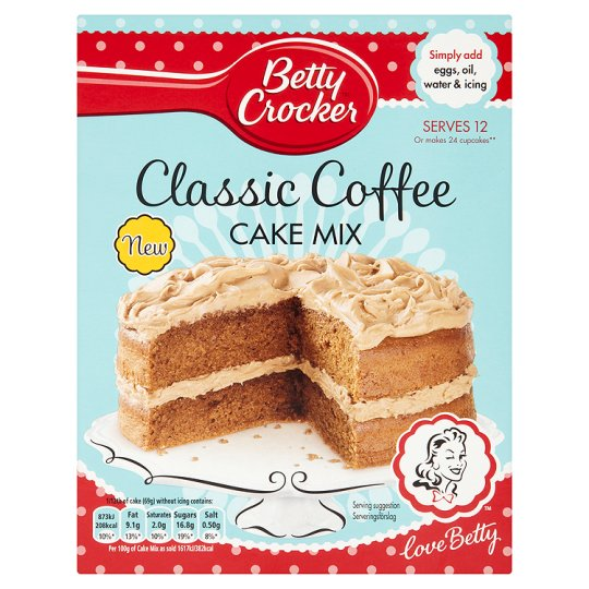 Tesco Christmas Cake Mix