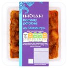 Sainsburys Bombay Potato Medium Spicy 300g My Vegan