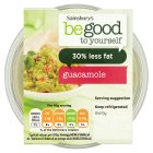 Sainsbury's Guacamole, Be Good To Yourself 170g