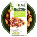Sainsbury's Mediterrean Vegetable Pasta, Be Good To Yourself 380g