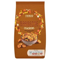 Tesco Barbeque Crackers 150G