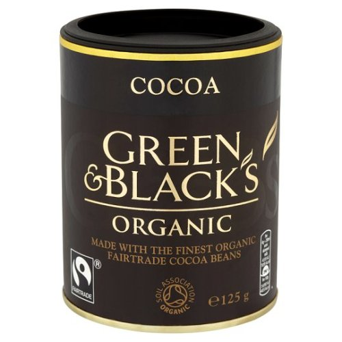 Green And Blacks Organic Cocoa Fair Trade 125G