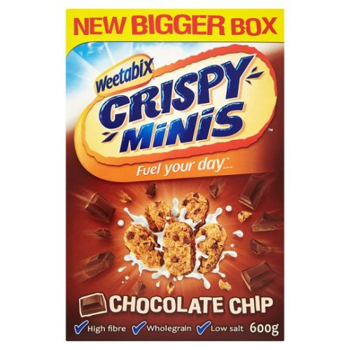 Weetabix Product With Chocolate Chips