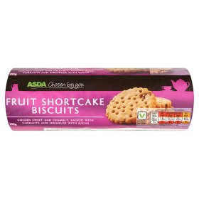 ASDA Fruit Shortcake Biscuits