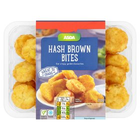 ASDA Hash Brown Bites