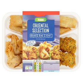 ASDA Oriental Snacks