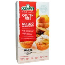 Orgran No Egg Replacer Gluten Free 200G