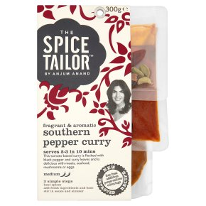 The Spice Tailor Pepper Curry 300g