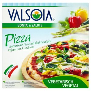 valsoia pizza