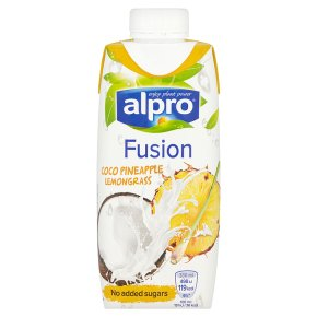 Alpro Fusion Coco Pineapple Lemongrass 330ml