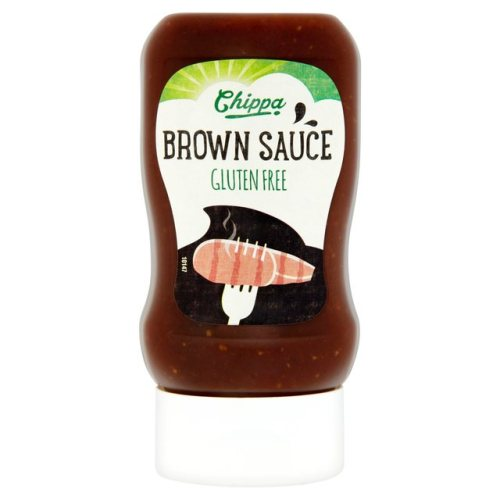 Chippa Gluten Free Brown Sauce 300g
