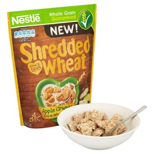 Nestle Shredded Wheat Apple Crumble 360G