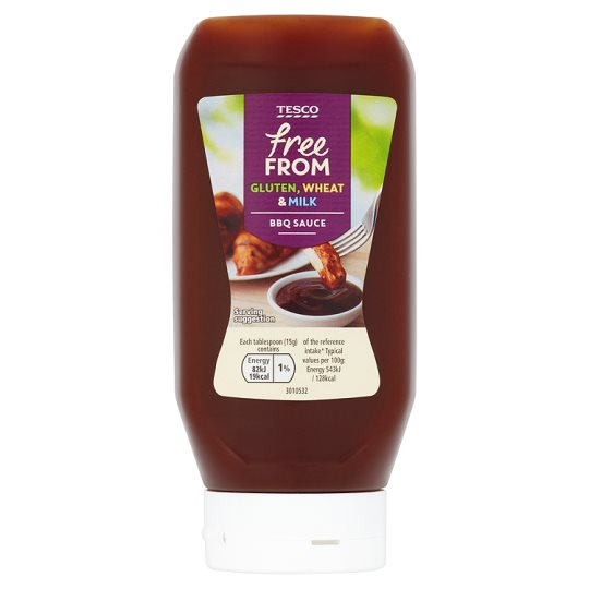 Tesco Free From Bbq Sauce 470g My Vegan Supermarket