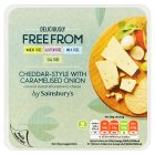 sainsburys-deliciously-freefrom-cheddar-style-with-onion-dairy-free-cheese-200g