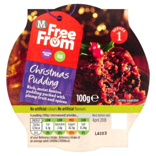 morrisons-free-from-christmas-pudding-100g