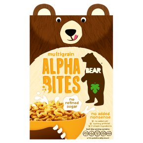 BEAR Alphabites Multigrain 375g