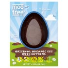 Moo Free Original Organic Easter Egg with Buttons 120g