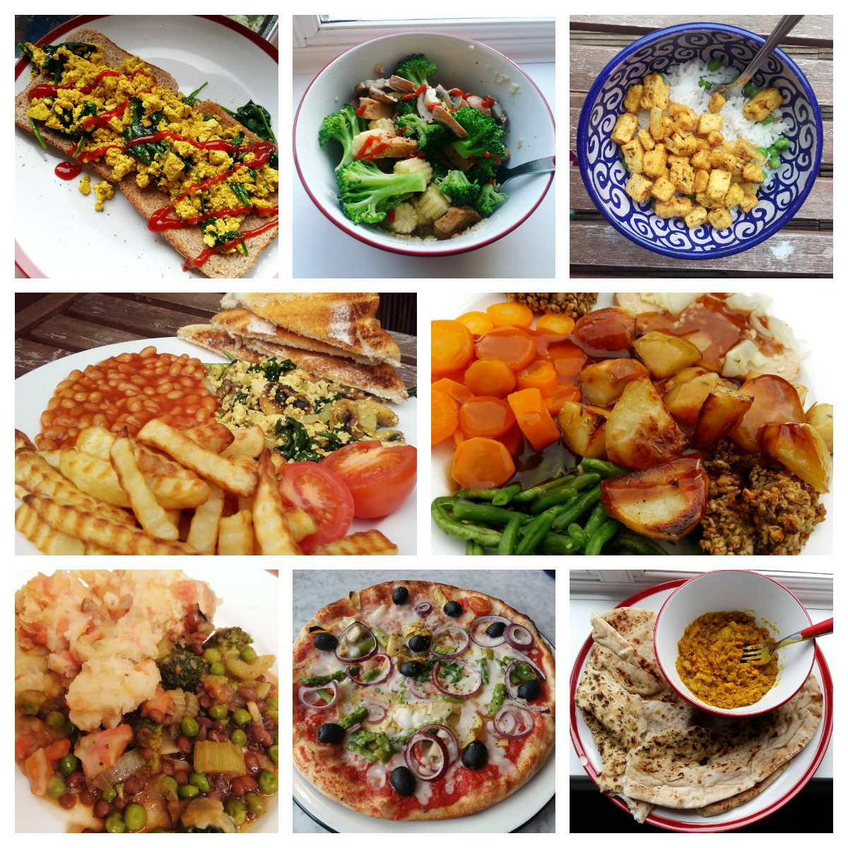 10 Easy Vegan Meals for Newbie Vegans
