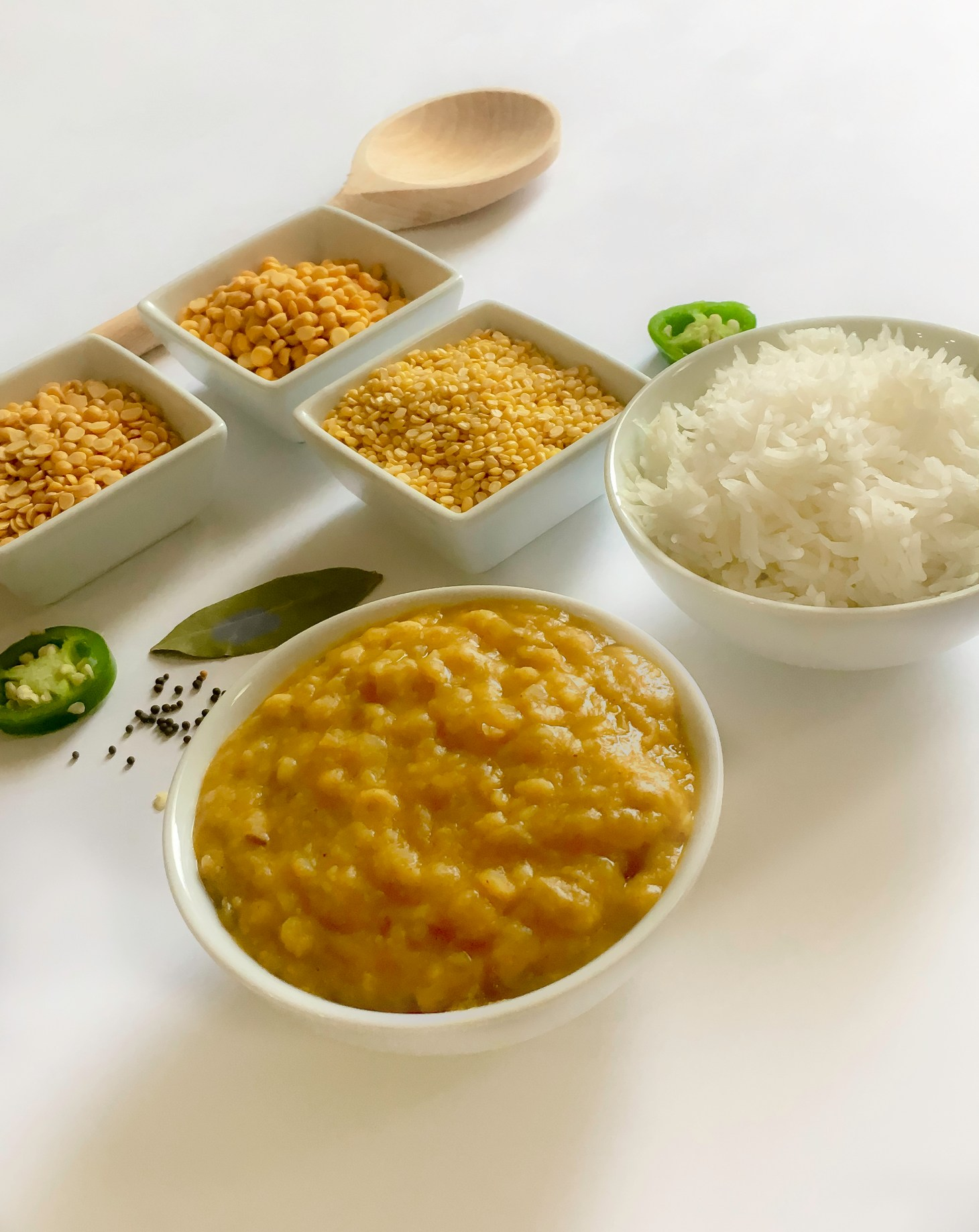 Dal Tadka Indian Lentils tempered with herbs and spices #vegetarian #Indianvegetarian #myvegetarianfamily