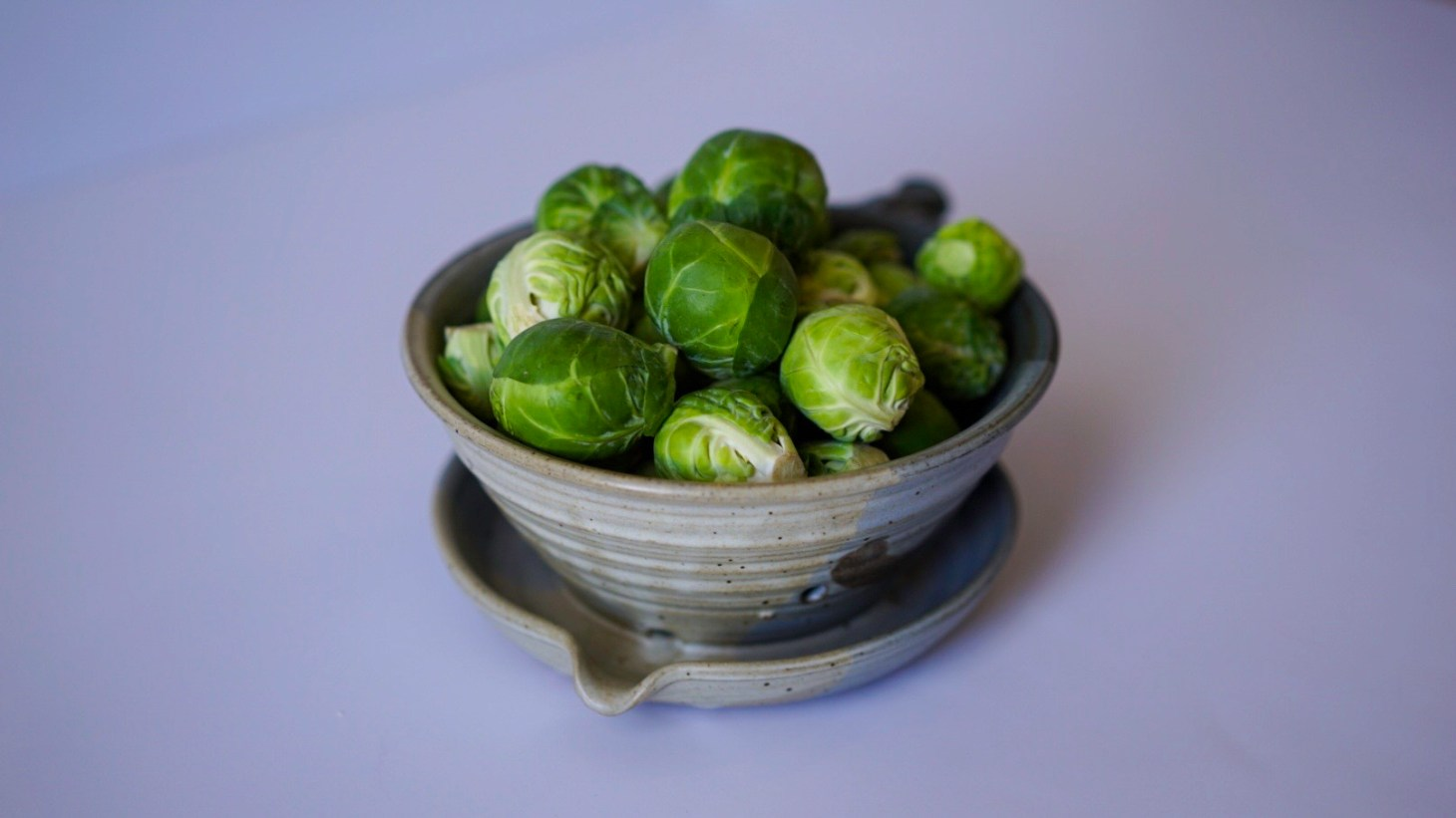 Brussel Sprout Chips Easy Baked in Oven