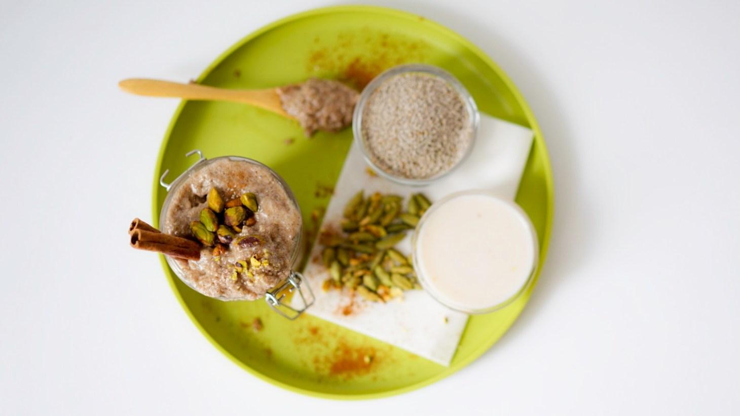 Chai Chia Pudding Vegan GF