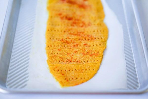 Chick Pea Crackers Vegan GF Easy Healthy