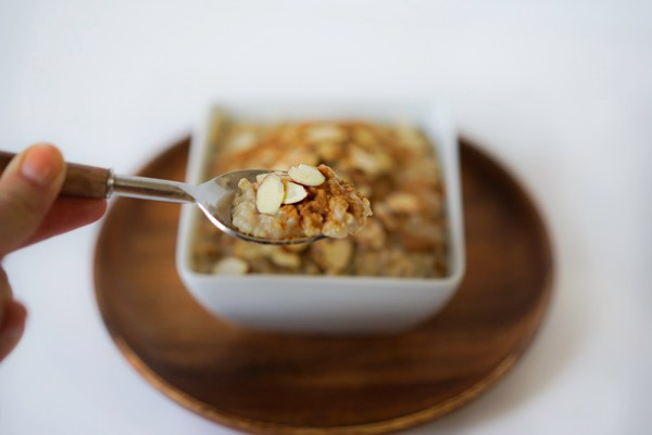 Steel Cut Oats Recipe #Gluten Free #Vegan #myvegetarianfamily