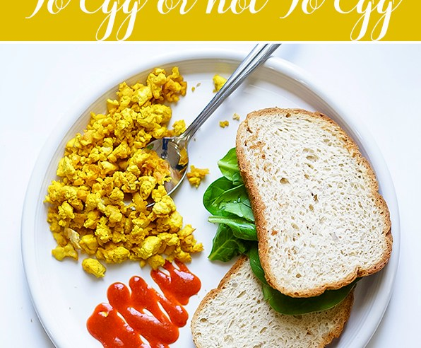 Tara's Tuesday Tips To Egg or Not To Egg #myvegetarianfamily #tarastuesdaytips