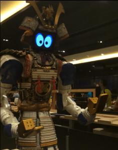 robot restaurant thailand